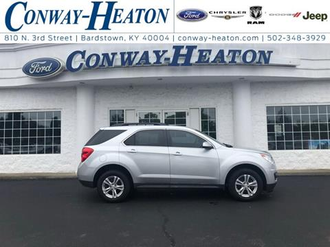 2015 Chevrolet Equinox for sale in Bardstown, KY