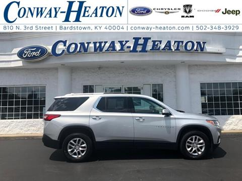 2018 Chevrolet Traverse for sale in Bardstown, KY