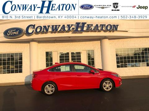 2017 Chevrolet Cruze for sale in Bardstown, KY