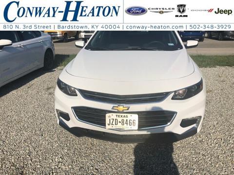 2018 Chevrolet Malibu for sale in Bardstown, KY