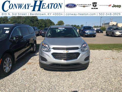 2017 Chevrolet Equinox for sale in Bardstown, KY