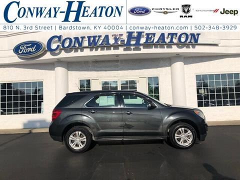 2012 Chevrolet Equinox for sale in Bardstown, KY