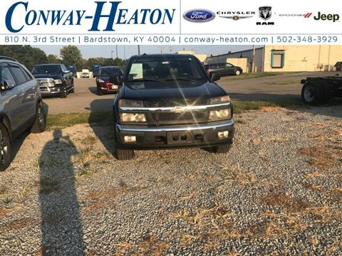 2005 Chevrolet Colorado for sale in Bardstown, KY