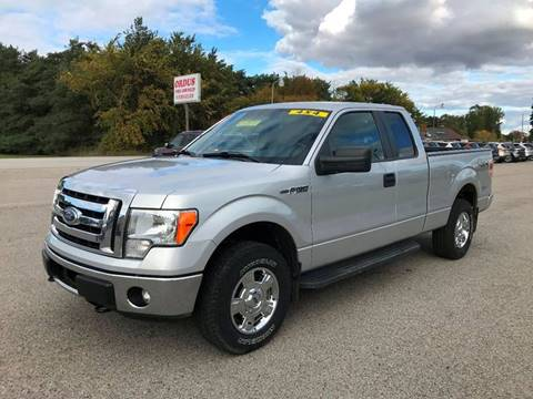 2011 Ford F-150 for sale in Bad Axe, MI