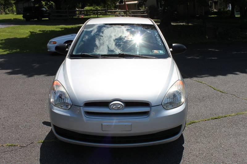 2008 Hyundai Accent GS 2dr Hatchback   Green Lane PA