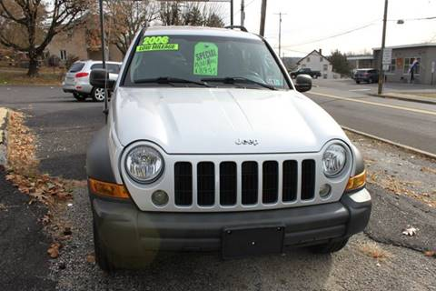 2006 Jeep Liberty for sale in Green Lane, PA