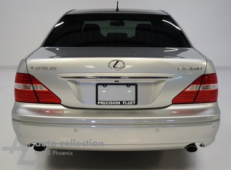 2005 Lexus Ls 430 4dr Sedan In Tempe AZ - MyAutoJack com
