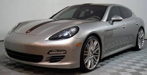2013 Porsche Panamera for sale in Tempe, AZ