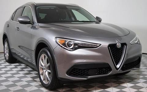 Used Alfa Romeo Stelvio For Sale In Arizona Carsforsale Com