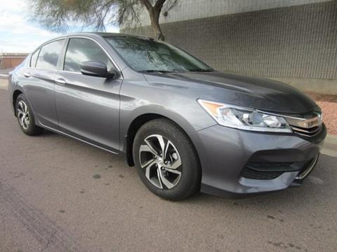 2017 Honda Accord for sale in Tempe, AZ