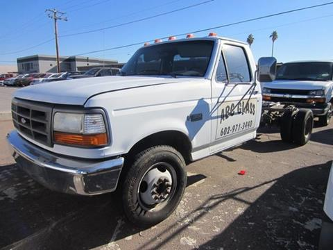 Ford Town Carlsbad Nm >> 1995 Ford F 350 For Sale In Tempe Az