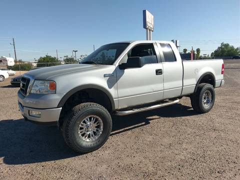 2005 Ford F-150 for sale in Apache Junction, AZ