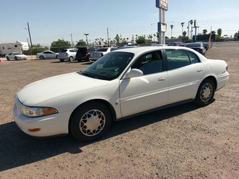2002 Buick LeSabre for sale in Apache Junction, AZ