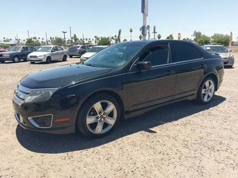 2010 Ford Fusion for sale in Apache Junction, AZ