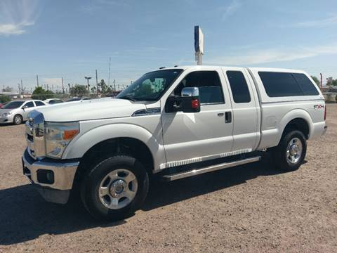 2011 Ford F-250 Super Duty for sale in Apache Junction, AZ