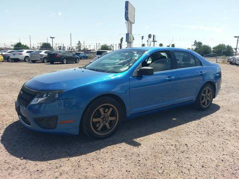 2012 Ford Fusion for sale in Apache Junction, AZ