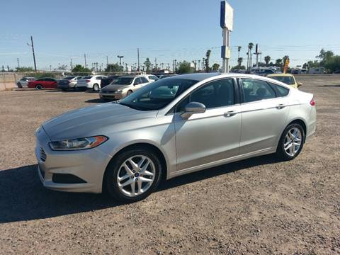 2013 Ford Fusion for sale in Apache Junction, AZ