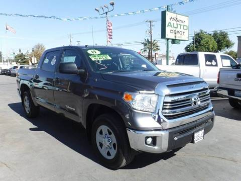 2017 Toyota Tundra for sale in Hilmar, CA