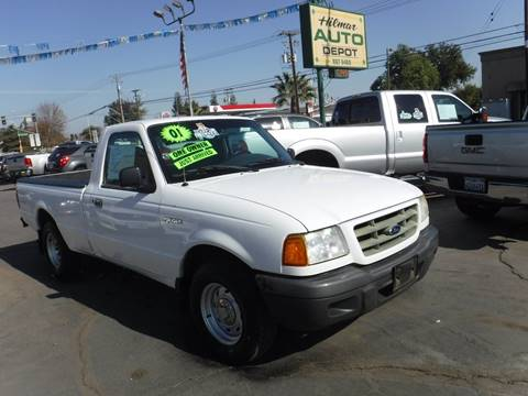 2001 Ford Ranger for sale in Hilmar, CA