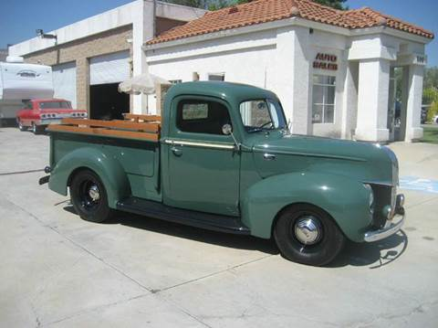 1941 Ford Pick Up for sale at HIGH-LINE MOTOR SPORTS in Brea CA