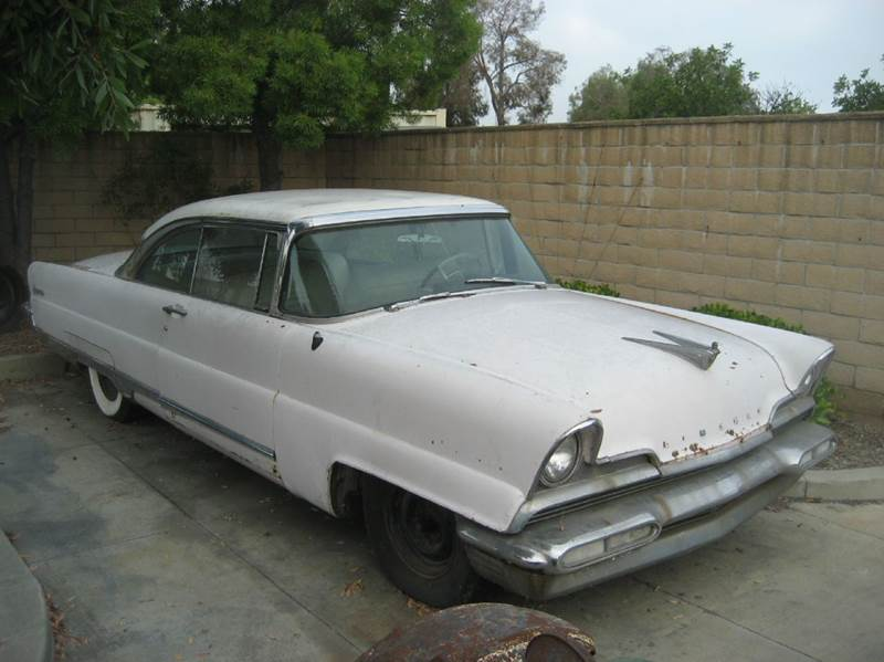 1956 Lincoln Premiere for sale at HIGH-LINE MOTOR SPORTS in Brea CA