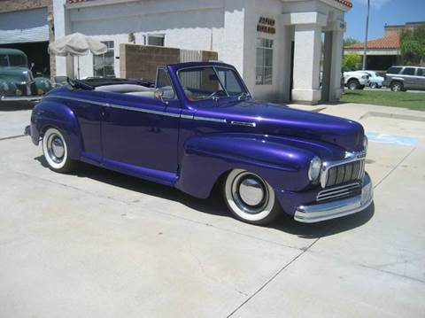 1948 Mercury Eight Convertible for sale at HIGH-LINE MOTOR SPORTS in Brea CA
