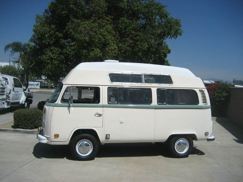 1973 Volkswagen Bus for sale at HIGH-LINE MOTOR SPORTS in Brea CA