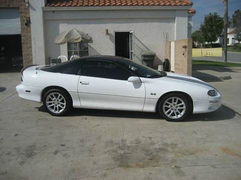 2000 Chevrolet Camaro for sale at HIGH-LINE MOTOR SPORTS in Brea CA