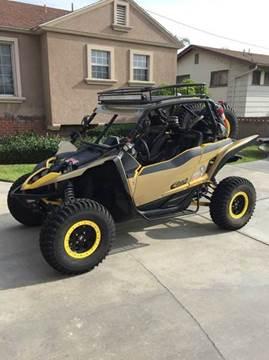 2016 Yamaha YXZ for sale in Brea, CA