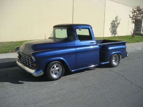1956 Chevrolet 3100 for sale at HIGH-LINE MOTOR SPORTS in Brea CA