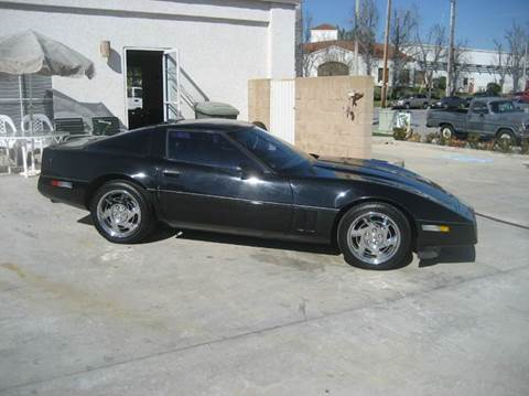 1990 Chevrolet Corvette for sale in Brea, CA
