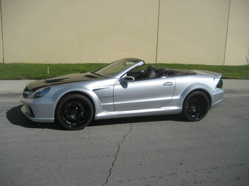 2005 Mercedes-Benz SL-Class for sale at HIGH-LINE MOTOR SPORTS in Brea CA