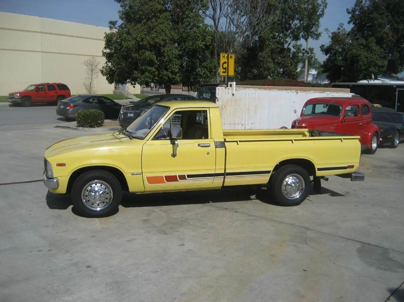 1980 Toyota Pickup for sale at HIGH-LINE MOTOR SPORTS in Brea CA