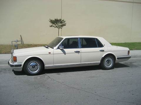 1997 Rolls-Royce Silver Spur for sale in Brea, CA