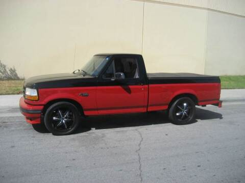 1994 Ford F-150 SVT Lightning for sale at HIGH-LINE MOTOR SPORTS in Brea CA