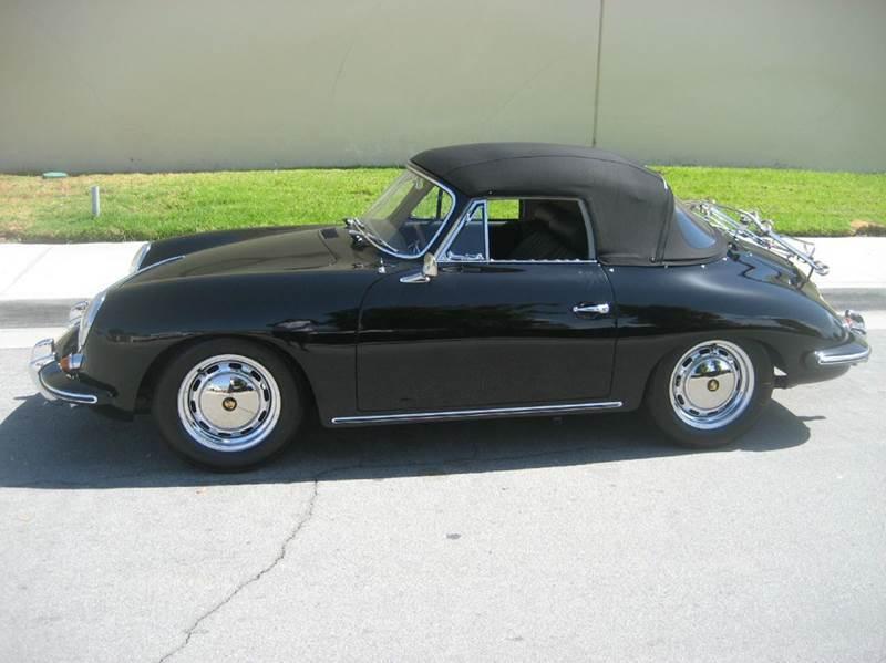 1965 Porsche 356 for sale at HIGH-LINE MOTOR SPORTS in Brea CA