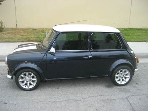 1967 Austin Mini Cooper for sale in Brea, CA