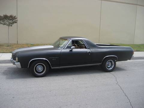 1972 Chevrolet El Camino for sale in Brea, CA