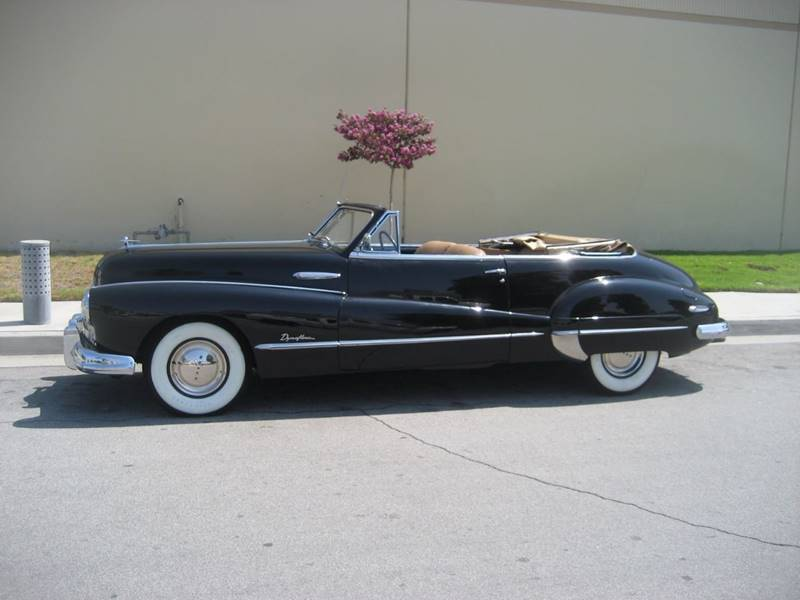 Buick Used Cars Classic Cars For Sale Brea HIGH-LINE MOTOR SPORTS