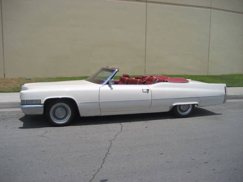 Cadillac Used Cars Classic Cars For Sale Brea HIGH-LINE MOTOR SPORTS