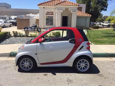 2014 Smart fortwo for sale in Brea, CA
