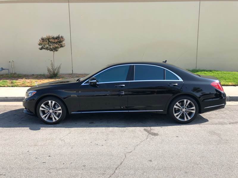 2016 Mercedes-Benz S-Class for sale at HIGH-LINE MOTOR SPORTS in Brea CA