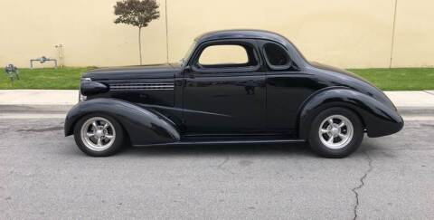 1938 Chevrolet Coupe for sale at HIGH-LINE MOTOR SPORTS in Brea CA