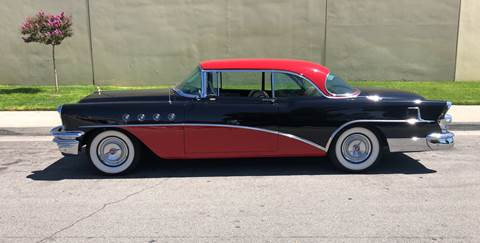 1955 Buick Roadmaster for sale at HIGH-LINE MOTOR SPORTS in Brea CA