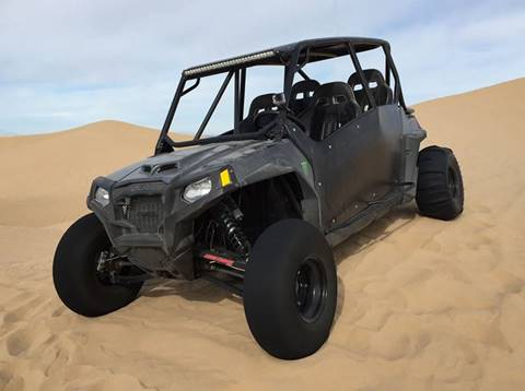 2012 Polaris RZR4 for sale at HIGH-LINE MOTOR SPORTS in Brea CA