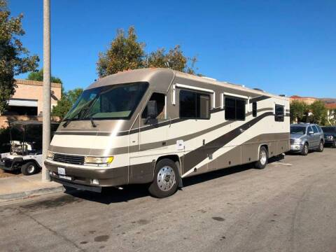 1994 GBM Motorhome for sale at HIGH-LINE MOTOR SPORTS in Brea CA