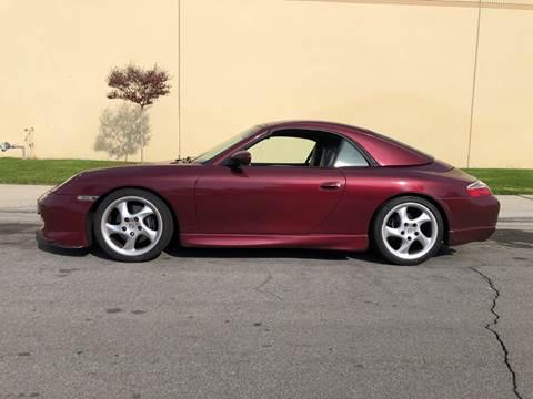 1999 Porsche 911 for sale at HIGH-LINE MOTOR SPORTS in Brea CA