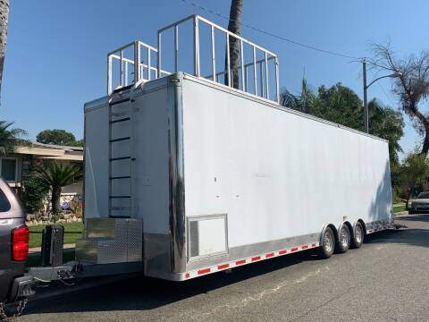 2010 Cargo Mate Enclosed 34' for sale at HIGH-LINE MOTOR SPORTS in Brea CA