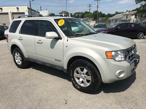 2008 Ford Escape for sale at Unique Auto Group in Indianapolis IN