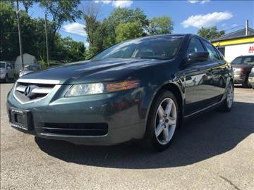 2004 Acura TL for sale at Unique Auto Group in Indianapolis IN